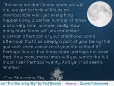 Image result for paul bowles quote