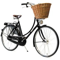 Pashley Cycles - Pashley Princess Sovereign ❤ liked on Polyvore