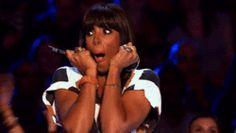 Kelly Rowland empolgada