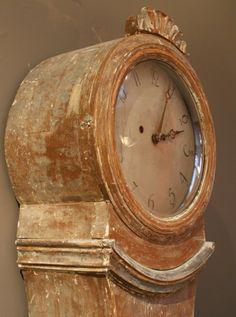 Swedish Clock, stunning finish