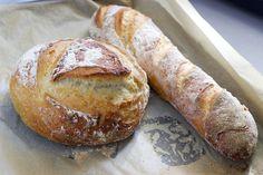 Easy Bread Recipes, Healthy Recipes, Fondant, Artisan Food, Tips & Tricks, Appetisers, Bread Rolls, Bread Baking, Cookies