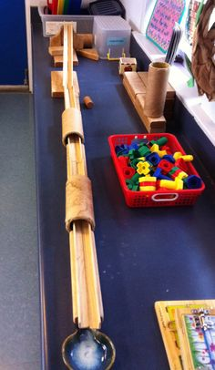 Simple Machines with Ramps!