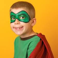 Face Painting For Kids Ideas: Easy Face Painting Ideas For Boys