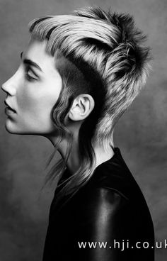 Mark Leeson – British Hairdresser of the Year Collection 2016