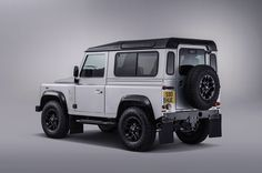 The 2 Millionth Land Rover Defender Built is a Special One-Off Model Gallery via MOTOR TREND News iPhone App