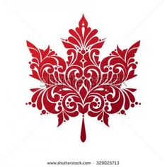 maple leaf vector - Recherche Google