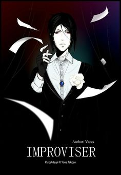 Sebastian Michaelis | Black Butler | Kuroshitsuji | ♤ Anime ♤                                                                                                                                                      More