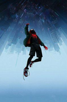 Spiderman into the spider verse | Ronak Karia  #spiderman #theamazingspiderman #spectacularspiderman #spiderverse