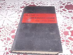 VINTAGE THE CASE OF THE BACKWARD MULE ERLE GARDNER MYSTERY DETECTIVE C 1946