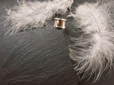 Concave Argentium Silver Ring x #argentium #agnesdrjewellery