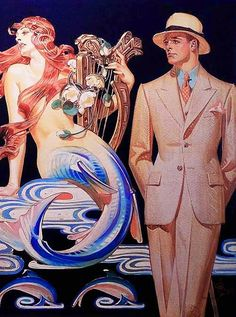 ART & ARTISTS: J. C. Leyendecker - part 10