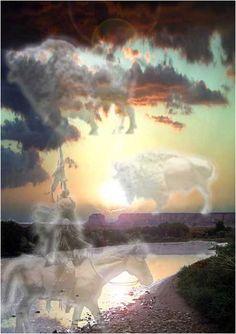 North Platt Sunset, Eckman Fine Art