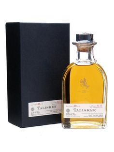 Talisker 1973 / 28 Year Old : Buy Online - The Whisky Exchange - Just 100 bottles of this famous Talisker were released, yielded from what was at the time the oldest cask at the distillery (this was in the days before the superb 30 year olds were introduced).  R...