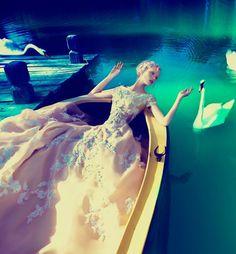Swan princess Prada