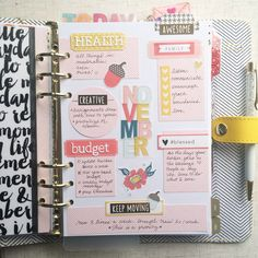 Filofax Planner - Are You Seeking Details About Time Management Planning? Then Take A Look At These Great Tips! Planner Layout, Planner Pages, Life Planner, Printable Planner, Happy Planner, Planner Stickers, 2015 Planner, Blog Planner, Planner Ideas