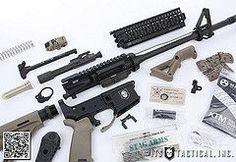 DIY AR-15 Build 04