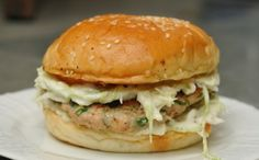 Indian Creamy Burger #Amazing #Indian #Street #Foods