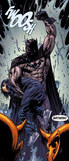 Batman (Dick Grayson) by Tony Daniel