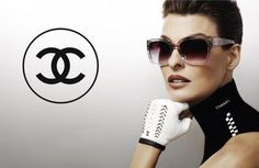 Chanel's Eyewear Spring 2012 Campaign