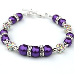 http://www.forvo.com/user/gorniak/ Beautiful purple bracelet!!!