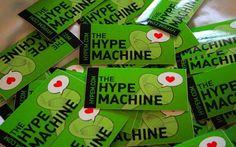 The Hype Machine, otra forma de descubrir nuevas tendencias musicales.