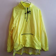 Hey, I found this really awesome Etsy listing at https://www.etsy.com/listing/401054017/op-ocean-pacific-neon-bright-yellow-mens