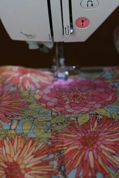 Whole Cloth Quilt | Sew Mama Sew | Outstanding sewing, quilting, and needlework tutorials since 2005.