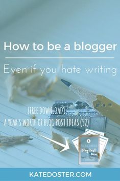 Wanna blog but haaaaate writing. (Feel you at that one). Learn 7 simple tips for pumping out the blog content. Plus grab a free download with an entire year's worth of blog post ideas. Read it now or re-pin for later.