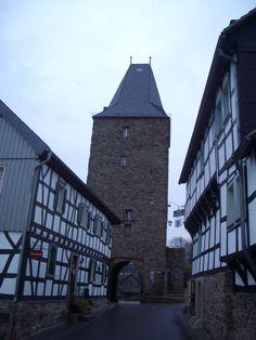 Katharientor Stadt Blankenberg