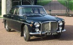 Rover P5 #dad#joules