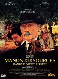 Manon des Sources: sequel to Jean de Florette! You have to watch them both to understand the double sadness of the ending of Jean de Florette!