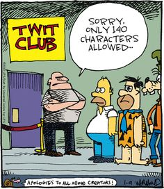 Twitter Humor | Sorry, only 140 characters allowed! SocialContentMasters.com