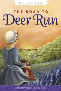 """The Road to Deer Run by Elaine Marie Cooper. Amazon review: """"A page turner! Money well spent! I didn't want to put it down. I always enjoy a good love story, but this book is so much more. In addition to teaching me about Colonial times and the Revolutionary War, I learned how faith and hope make it possible to endure the worst of times and celebrate the best of times. It is clear that author Elaine Cooper is on the road to the Best Seller list!"""" - A. Barz"""