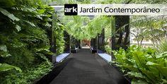 O Jardim Contemporâneo da paisagista Luciana Moraes na CASA COR SP - Acessibilidade na Casa Cor SP por Robson Gonzales - Praça Casa Cor por Marcelo Faisal