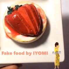 30 Best I LOVE FAKE FOOD! images in 2018 | Fake food