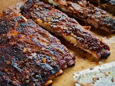 Get this all-star, easy-to-follow Sweet Heat Barbecue Ribs recipe from Food Network