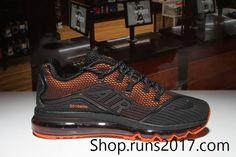 Got these Nike Air Max 2018 Elite Orange Black KPU Men (40-47)