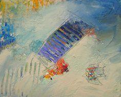 Magic Carpet...judy thorley. Like the colors
