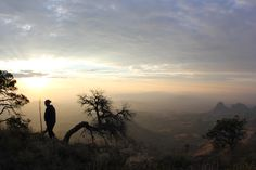 South Rim Trail, Big Bend National Park, Texas