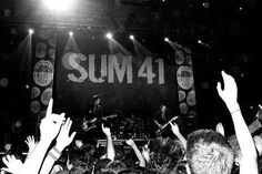 Sum 41. Awesome picture.