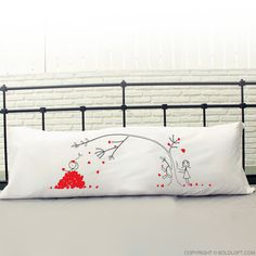 With this enamoring body pillowcase, remind your beloved each night that my love is yours, and give them the sweet dreams of you. Perfect gifts for him.