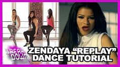 dance routines to learn step by step - YouTube