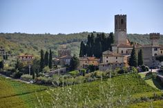 Take a small group tour to the Chianti Classico region of Tuscany with Tuscan Wine Tours (price includes all travel costs, tastings, and an amazing lunch).  I loved it!