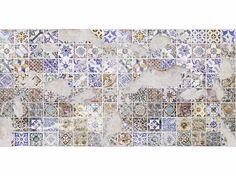 Carta da parati a motivi lavabile in tessuto non tessuto PLATE Collezione WALLPAPER 2016 by CREATIVESPACE design CREATIVESPACELAB