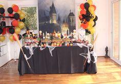 Studio Decor Eventos: Festa Harry Potter