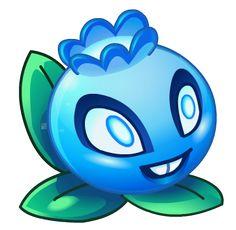 pvz 2 electric blueberry Plant Zombie, Zombie 2, Plants Vs Zombies, Plantas Versus Zombies, P Vs Z, Blueberry Plant, Plant Images, Game Room Decor, Son Luna