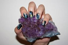 I would love to know how to do this to my nails!