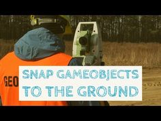 Snap your GameObjects to the ground with a simple hotkey in Unity, Simple, Youtube, Youtubers, Youtube Movies