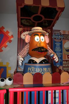 Disney Hollywood Studios Toy Story Midway Mania