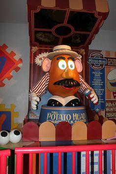 Disney Hollywood Studios Toy Story Midway Mania